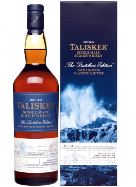Talisker Distillers Edition 2019 Single Malt Scotch Whisky 0,7 L