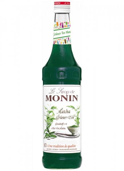Monin Sirup Matcha Grüner Tee 0,7 L