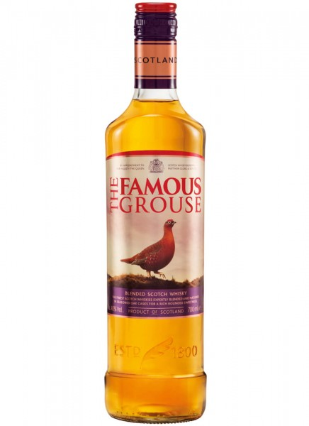 Famous Grouse Finest Blended Scotch Whisky 0,7 L
