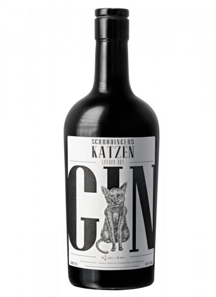 Schrödinger's Katzen Gin 0,5 L