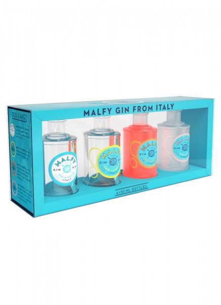 Malfy Gin Tasting Kit 4x 0,05 L