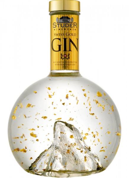 Studer Swiss Gold Gin 0,7 L