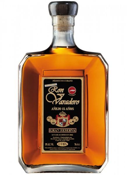 Ron Varadero Gran Reserva 15 Anos Rum 0,7 L