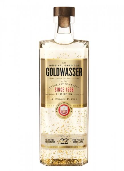 Der Lachs - Original Danziger Goldwasser 0,7 L