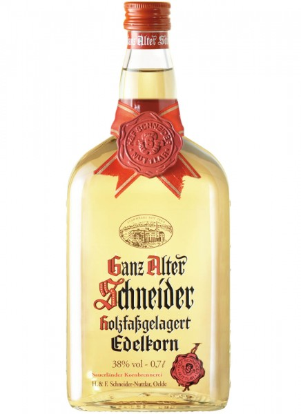 Ganz Alter Schneider Kornbrand 0,7 L