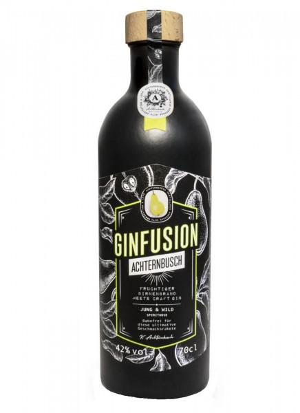 Achternbusch Ginfusion Birne 0,7 L