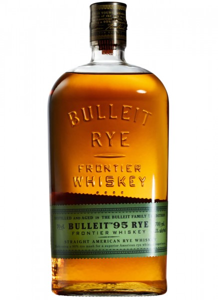 Bulleit Rye Small Batch Bourbon Whiskey 0,7 L