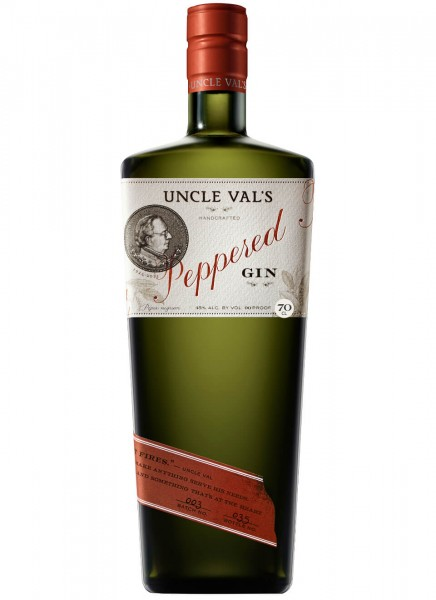 Uncle Vals Peppered Gin 0,7 L