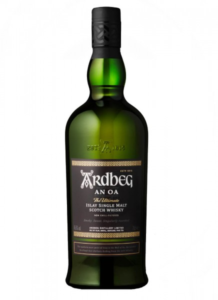 Ardbeg An Oa Islay Single Malt Whisky 0,7 L