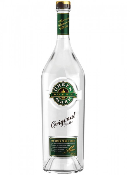 Green Mark Vodka 1 L