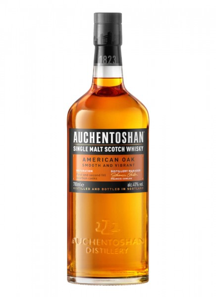 Auchentoshan American Oak Single Malt Scotch Whisky 0,7 L