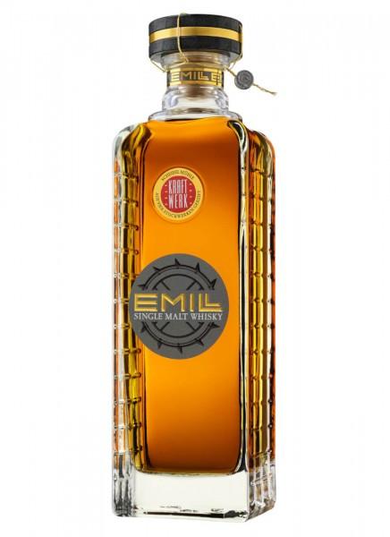 EMILL Kraftwerk Single Malt Whisky 0,7 L