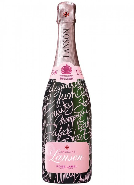 Lanson Rose Pink Edition 0,75 L