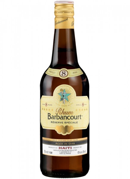 Barbancourt 8 Years 0,7 L