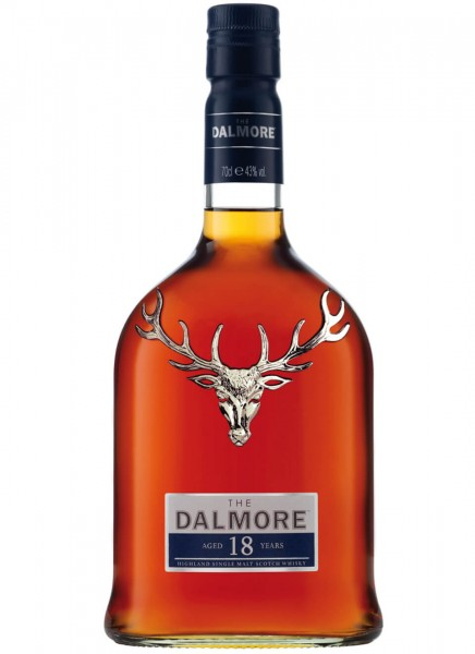 Dalmore 18 Years Highland Single Malt Scotch Whisky 0,7 L