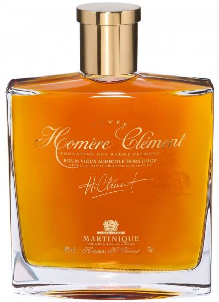 Clement Rhum Cuvee Homere 0,7 L