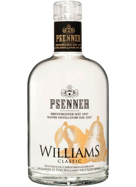 Psenner Williams-Christ-Birnenbrand 0,7 L