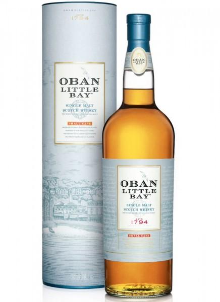Oban Little Bay Small Cask Single Malt Scotch Whisky 0,7 L