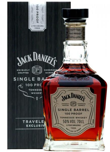 Jack Daniels Single Barrel 100 Proof 0,7 L