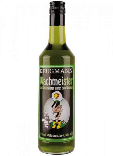 Krugmann Wachmeister Likör 0,7 L