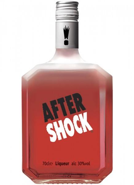 After Shock Hot & Cool Cinnamon Liqueur 0,7 L