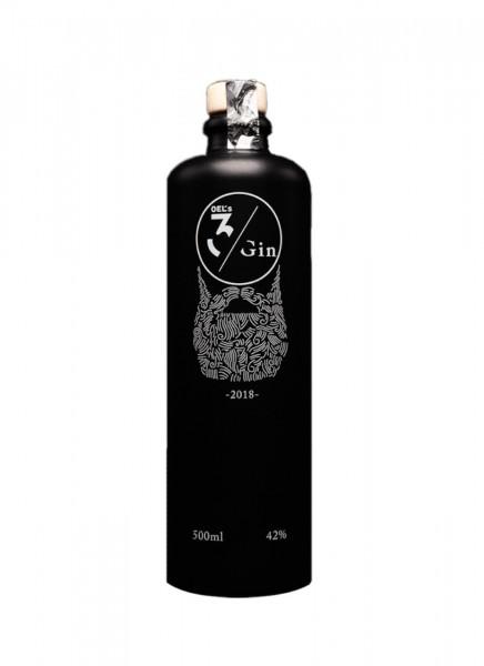 OEL's 3 Olivenöl Gin 0,5 L