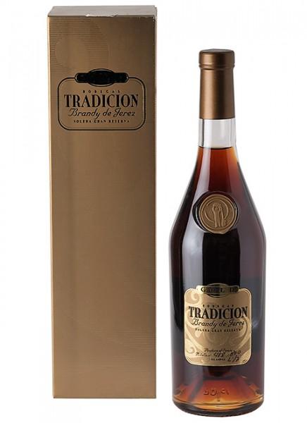 Tradicion Gold Solera Gran Reserva Brandy 0,7 L