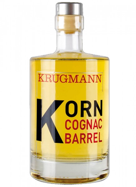 Krugmann Korn Cognac Barrel 0,5 L