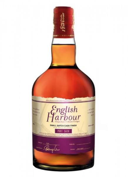 English Harbour Port Cask Finish Rum 0,7 L