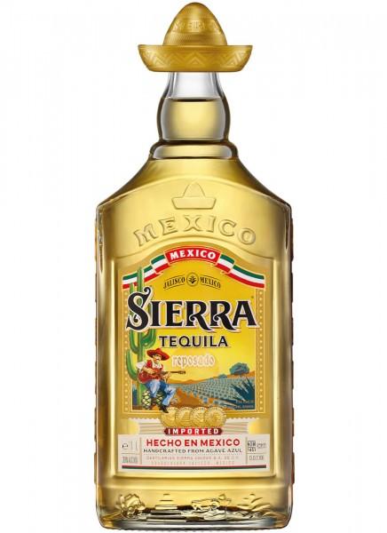 Sierra Gold Tequila Reposado 1 L