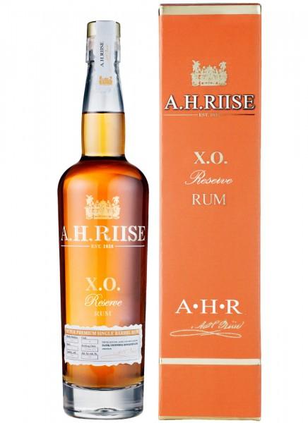 A.H. Riise Rum X.0.Reserve 0,7 L