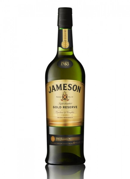 Jameson Gold Irish Whiskey 0,7 L