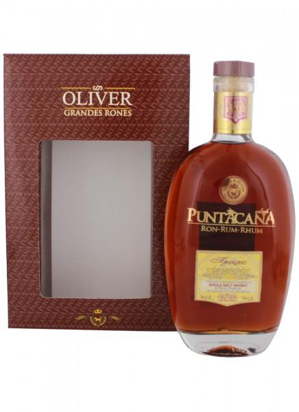 Puntacana Tesoro Rum 15 Jahre Malt Whisky Finish 0,7 L