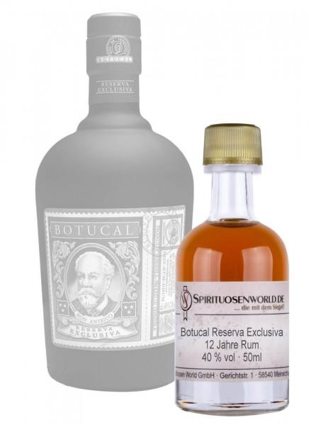 Botucal Reserva Exclusiva Rum Tastingminiatur 0,05 L