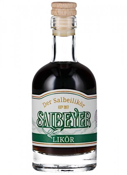 Salbeyer Der Salbeilikör Miniatur 0,1 L