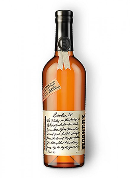Bookers Bourbon Whiskey 0,7 L