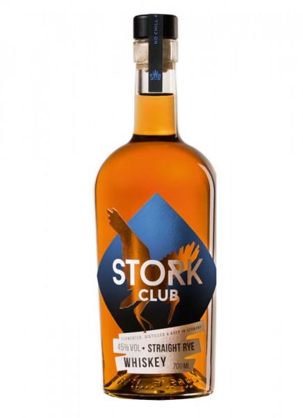 Stork Straight Rye Whisky 0,7 L