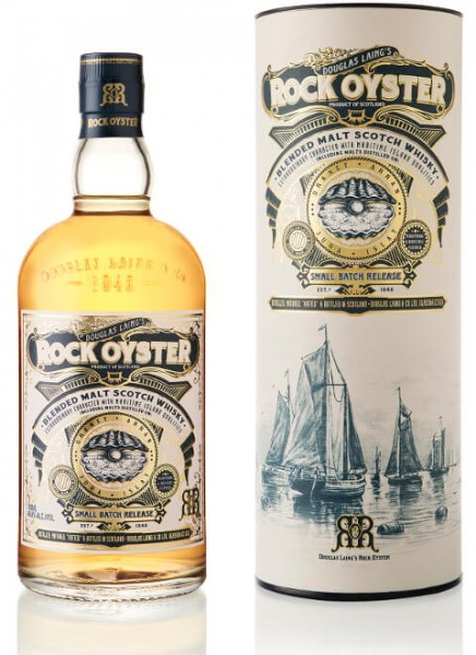 Rock Oyster Island Blended Malt Whisky 0,7 L