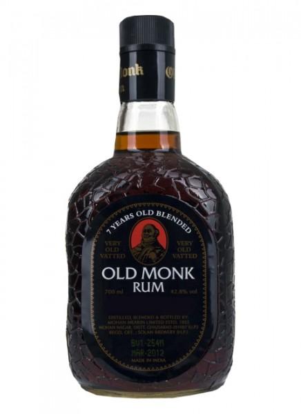 Old Monk Rum 7 Jahre 0,7 L