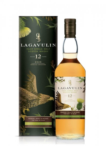 Lagavulin 12 Years Special Release 2020 Islay Whisky 0,7 L