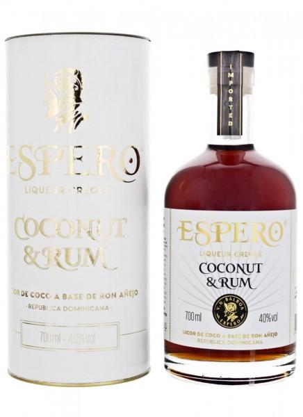 Espero Liqueur Creole Coconut & Rum 0,7 L
