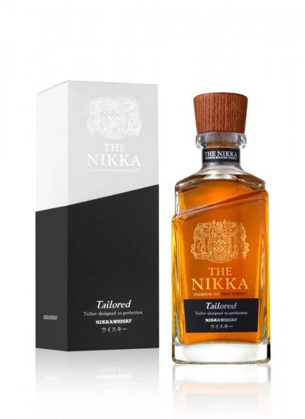 The Nikka Tailored Blended Whisky 0,7 L