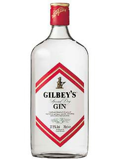 Gilbeys Special London Dry Gin 1 L