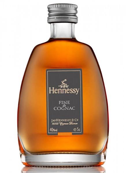 Hennessy Fine de Cognac Miniatur 0,05 L