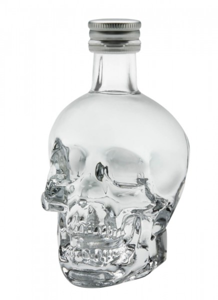 Crystal Head Vodka Miniatur 0,05 L