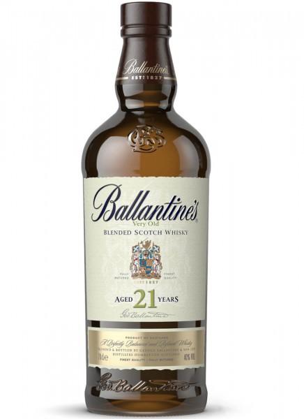 Ballantines 21 Jahre Scotch Whisky 0,7 L