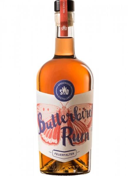 Spreewood Butterbird Feuerfalter Rum 0,5 L