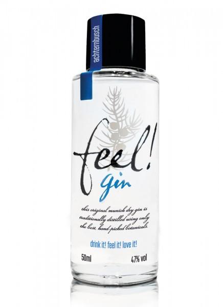 Feel Munich Dry Gin Miniatur 0,05 L