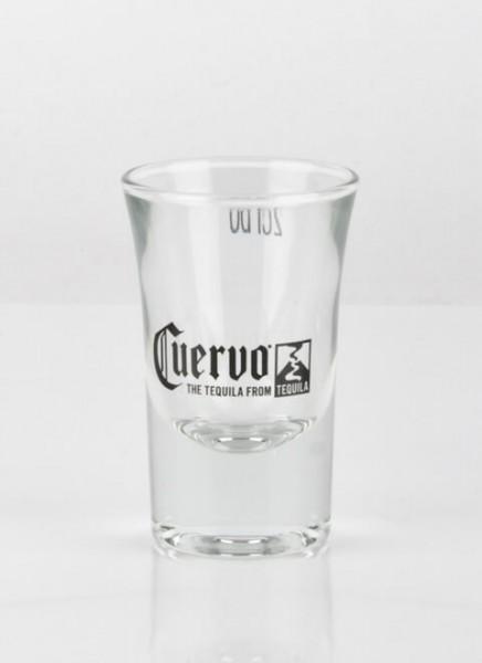 Cuervo Tequila Shotgläser 6 Stück