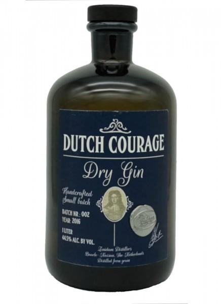 Zuidam Dutch Courage Dry Gin 1 L